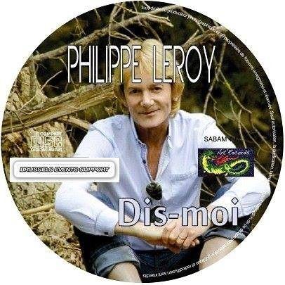 A VOS RADIOS NOUVEAUX MAXI C.D DE PHILIPPE LEROY